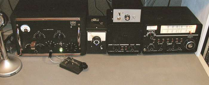 W7CPA NCX-5/NCL-2000 Restoration